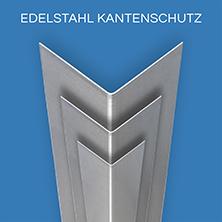 Edelstahl Kantenschutz